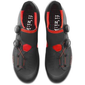 Fizik Infinito X1 MTB Schuhe Herren grau/rot